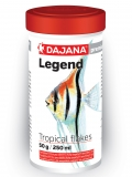 Dajana Legend – Tropical flakes 250ml