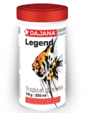 Dajana Legend – Tropical granules 250ml