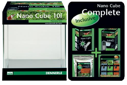 akv ria dennerle nano cube complete 20l akv rium pavel r i ka eshop. Black Bedroom Furniture Sets. Home Design Ideas