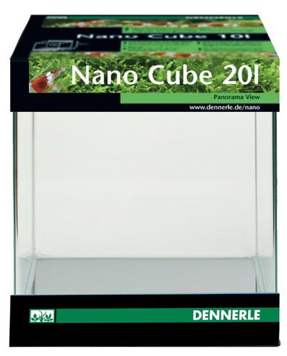 akv ria dennerle nano cube 20l akv rium pavel r i ka eshop. Black Bedroom Furniture Sets. Home Design Ideas