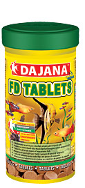 Dajana FD Tropical Tablets 1 kg
