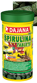 Dajana Spirulina tablets 250 ml