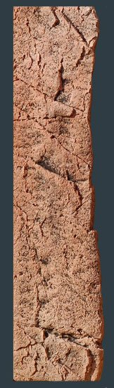 Back To Nature Slimline 60D 10x55 cm Red Gneiss
