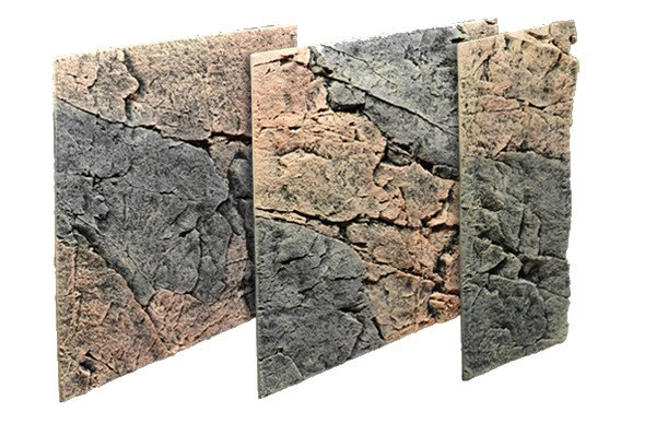 BACK TO NATURE Slimline 60C 20x55 cm Basalt/Gneis
