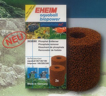 EHEIM Phosphate Out pro aquaball a biopower