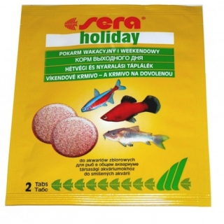 sera holiday 2 Tabl.