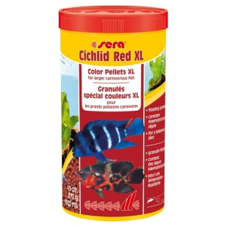 sera Cichlid red XL 1.000 ml