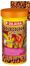 Dajana Gold Colour Floating Chips 250 ml