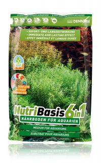 DENNERLE Substrát NutriBasis 6in1 9,6 kg