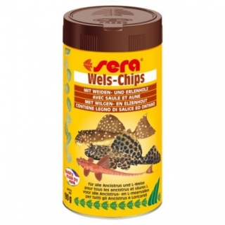 sera Wels-Chips 1000 ml