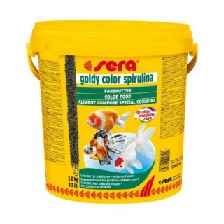 sera goldy color spirulina 10.000 ml