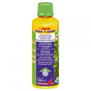 sera flore 1 carbo 250 ml