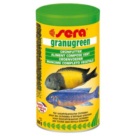 sera granugreen   1.000 ml