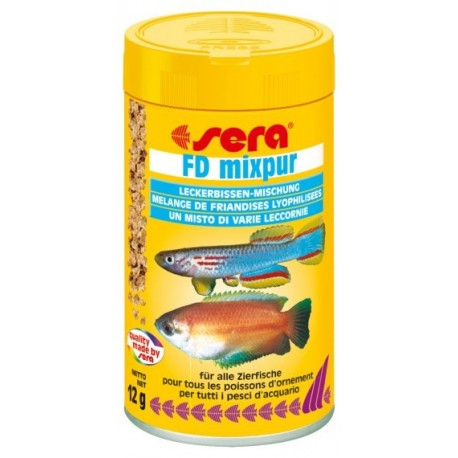sera FD mixpur   100 ml