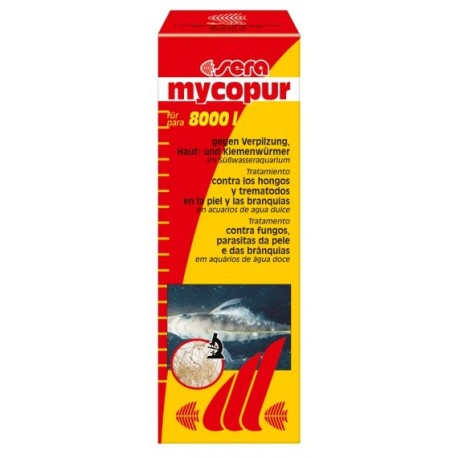 sera mycopur   500 ml