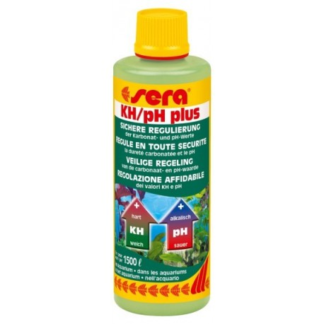 sera KH/pH-plus   250 ml