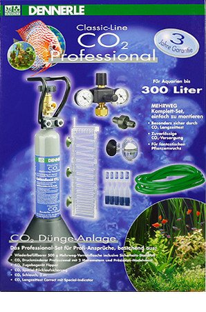 DENNERLE Classic-Line CO2 Professional  300L